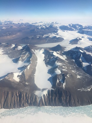 McMurdo Dry Lands, one of the world's extreme deserts.
