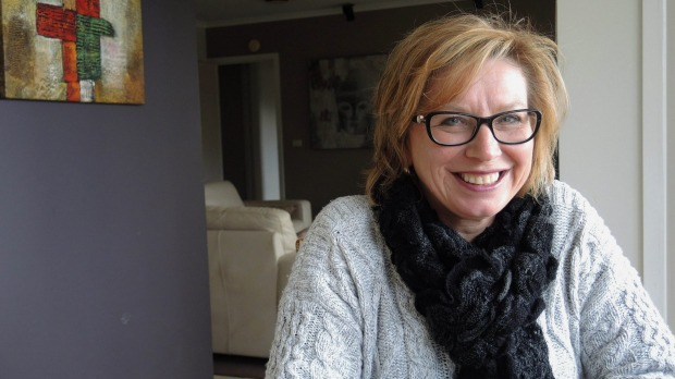 A shared sense of humour attracted Rosie Batty to Australia.