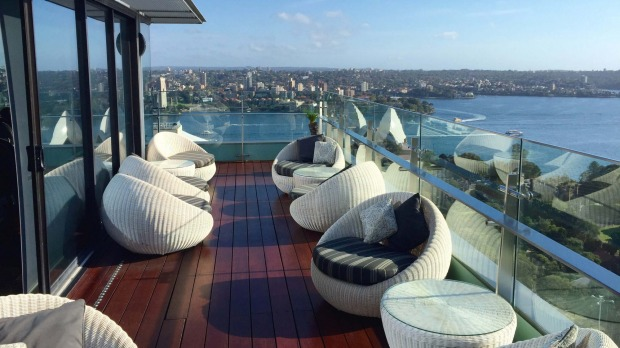 Intercontinental Sydney Review Luxury Hotel With Harbour Views That