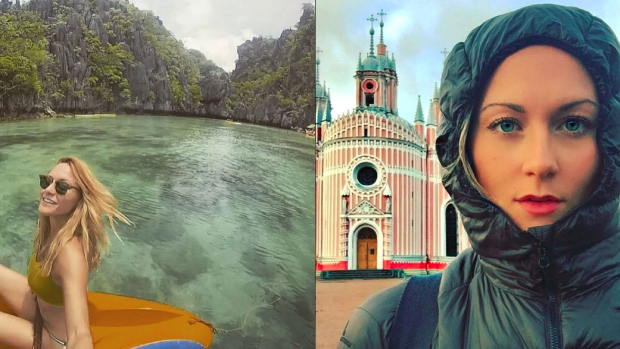 First woman to became fastest person to visit every country in the world: American Cassie De Pecol