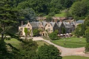 The Pig at Combe is nestled in the heart of a 1400-hectare estate.