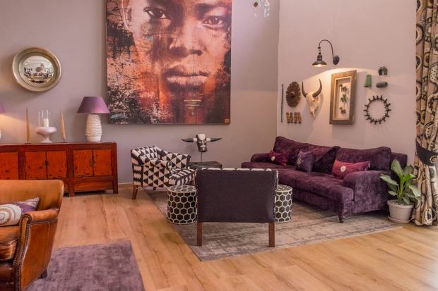 """Latitude 15, Lusaka Zambia. """"This is not at all like a regular hotel. Rather, it's like the home of an exceptionally ..."""