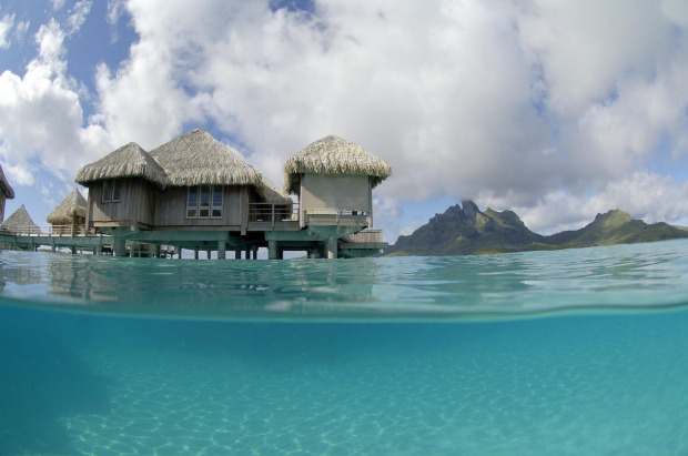 Photo Supplied Nowhere On Earth Better Captures The Magic Of Overwater Bungalow Than St Regis Bora