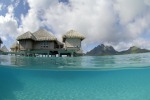 Nowhere on Earth better captures the magic of the overwater bungalow than the St Regis Bora Bora Resort.