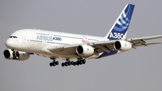 The world's largest passenger jet, the Airbus A380, launched 10 years ago, but it's popularity has waned.