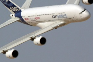 Which airline has the most Airbus A380s, the world's biggest passenger plane?