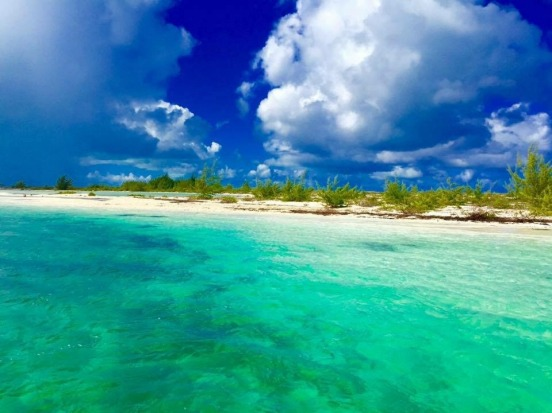 2. Grace Bay, Providenciales, Turks and Caicos.