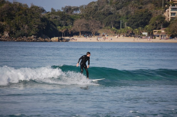 4. Manly Beach, NSW.