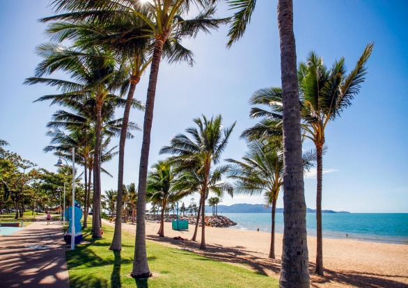 The Strand, Townsville, QLD.