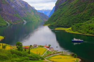Norway's stunning mountains and fjords makes for a top outdoor experience.