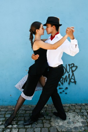 Learn to Tango in La Boca Buenos Aires.