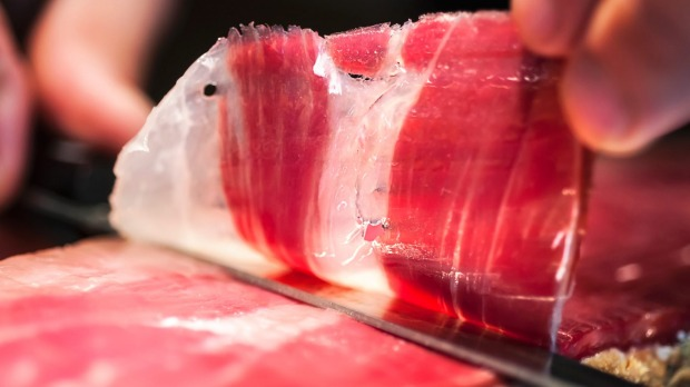 Jamon iberico is a cultural icon – the Real Madrid of ham, the Penelope Cruz of pig.