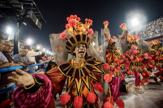 Carnival, Rio de Janeiro 2017 photos: What Carnival is all about