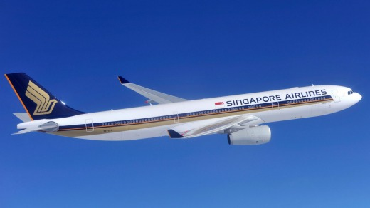 Singapore Airlines Airbus A330-300: Economy doesn't feel like 'cattle class'.