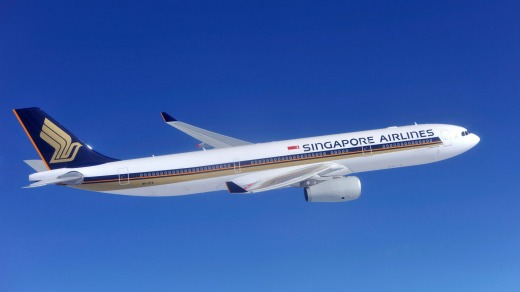 Singapore Airlines' Airbus A330-300 delivers one of the better economy offerings.