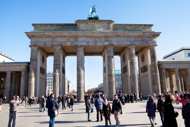 6. Unter den linden, Berlin. The sprawling boulevard in Berlin's Mitte district stretches from the City Palace to the ...