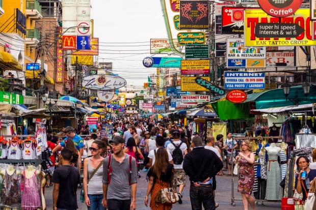 19. Khao San Road, Bangkok. Beautiful it is not, but every trip to Bangkok should include a stroll down the city's ...