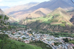 Could this be the small town in Peru where I stayed?
