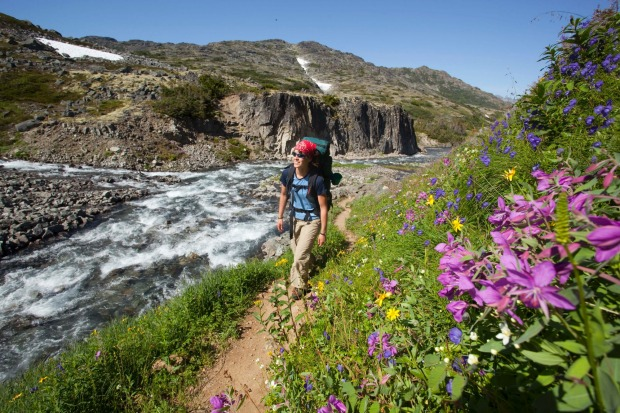 Trek the Chilkoot Trail. Made famous as the route travelled by miners and prospectors during the Klondike Gold Rush of ...