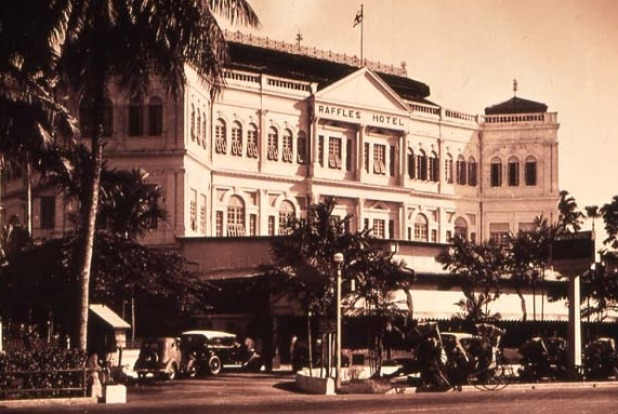 In 1920 a large ballroom was added the front of the hotel and served as the main entrance to the hotel.