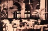 Once upon a time: The main dining hall at Raffles Hotel Singapore.