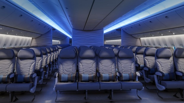 Economy Class On Boeing 777s Airlines Increase Seats Per