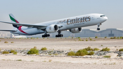 Emirates is one of the airlines squeezing extra seats into its Boeing 777s.