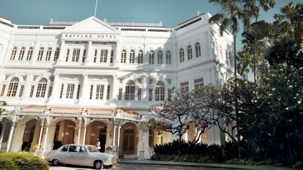 Raffles Hotel Singapore Prepares To Close For Renovations Hotel To Begin New Chapter In 130
