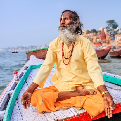 Varanasi is hinduism's holiest destination is said to be the place where the spiritual and earthly worlds intersect. The ...
