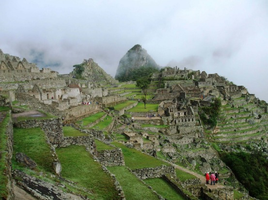 Machu Picchu still ranks among the world's most popular landmark for 2017.