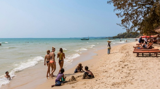 A holiday in Cambodia? It's no joke these days.