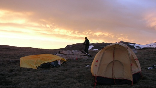 We were up at 6am to climb the highest mountain on the continent.