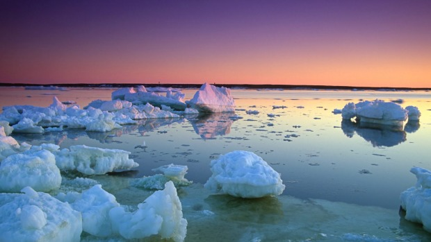 The polar regions offer spectacular photo opportunities, but make sure you take a backup device as conditions are ...