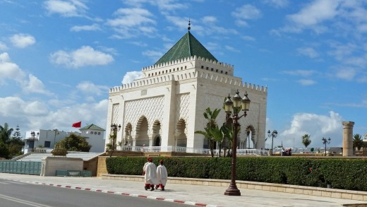 Mausoleum of King Mohammed V