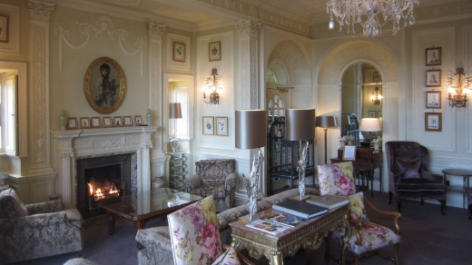 Sitting room Bovey Castle