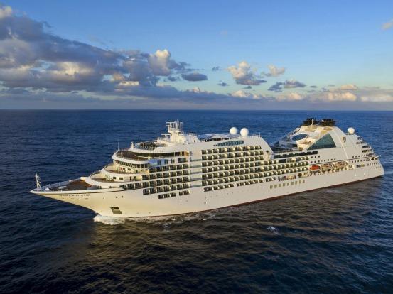 New cruise ships around the world the top 10 new ships for Around the world cruise ship