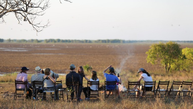 The Animal Tracks day trip focuses on local fruits, vegies and grubs.