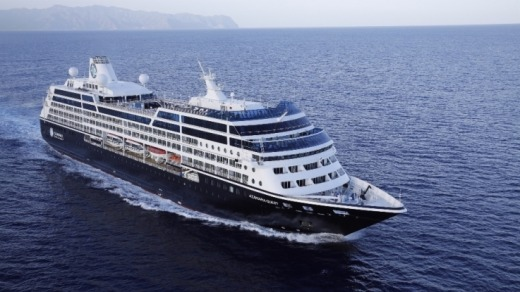 Azamara Journey also changed its plans.