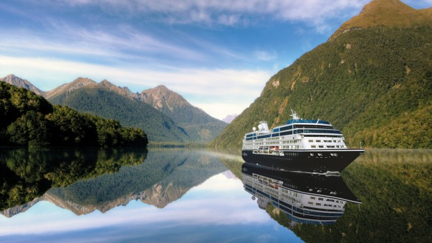 Milford Sound Cruise On Board Azamara Journey Is This The Eighth - Milford cruise in car show