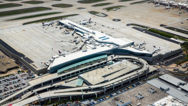 Close to 105 million passengers passed through Hartsfield-Jackson Atlanta airport in 2016.