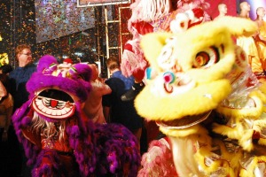 Asia's Chinatowns are a riot of colour and sound during festivities.