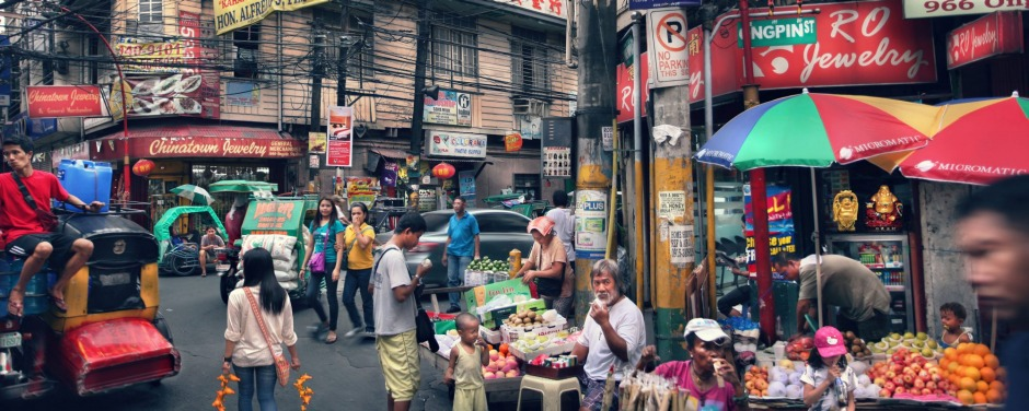 Manila's Binondo district is possibly the world's oldest Chinatown.