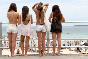 Bondi Beach girls ... but can anyone become one?