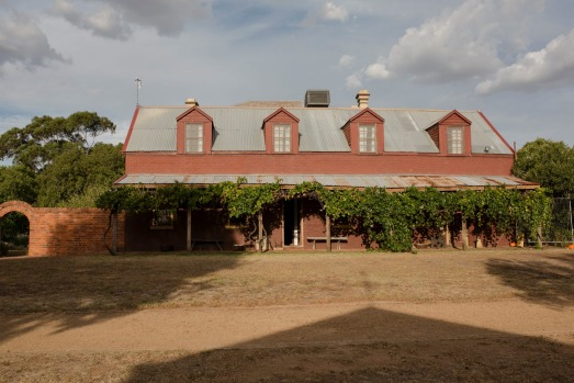 Monte Cristo Homestead at Junee.