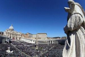 For Catholics in Rome, the highlight is Easter Sunday mass in St Peter's Square and the urbi et orbi blessing from the Pope.