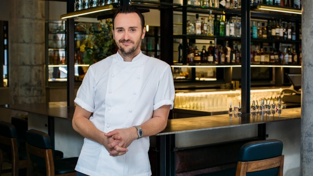 Menu suggestions: Jason Atherton.