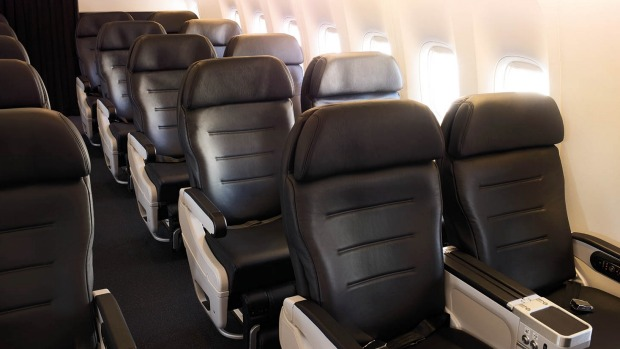Air New Zealand's premium economy cabin was named the world's best at the 2018 World Airline Awards.