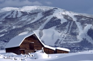 Nestled quietly below one of the largest ski mountains in North America, sits the small ranching community of Steamboat ...