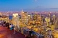 The views of Manhattan from the top of the Rockefeller Centre are hard to beat.