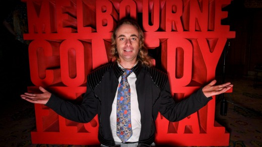 """Still brilliant"": Paul Foot is in his seventh year at MICF."